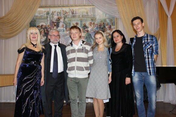 Po koncertu POLSKIE KWIATY